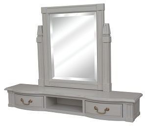 AN20 ANNABELLE TOP MIRROR UNIT FOR DRESSING TABLE